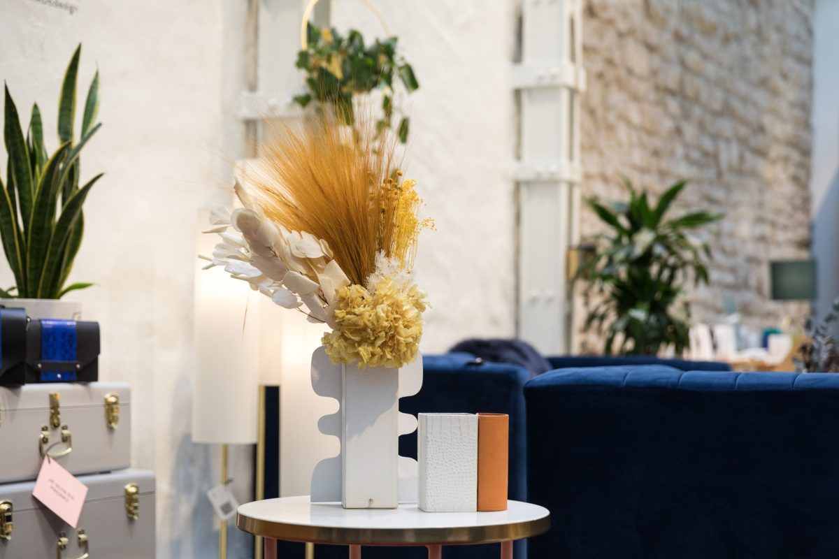 Décorer son appartement Airbnb avec des fleurs stabilisées