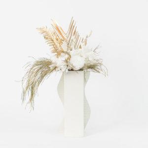 Bouquet en fleurs stabilisées Caméléon Peacock