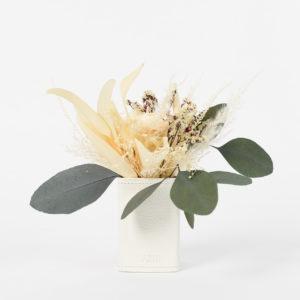 Bouquet en fleurs stabilisées Petit pot Elefant