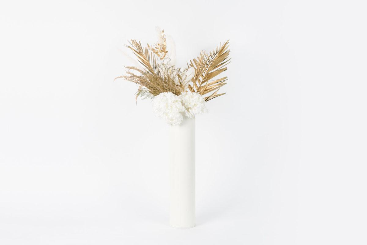 Bouquet en fleurs durables Peacock L - Décoration de luxe