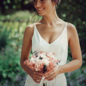 Bouquet en fleurs stabilisées Confetti - Les Fleurs Dupont X Yasmin Hassaïne pour Rodanthe