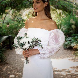 Bouquet de mariée Elaia - RodantheXLesFleursDupontXYasminHassaïne
